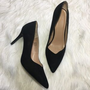 A new day black pumps size 11